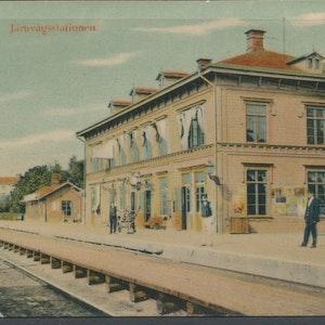 Wästerås järnvägsstation