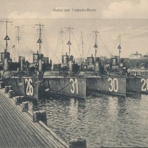 Sassnitz torpedbåtar