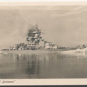 Slagskeppet Gneisenau