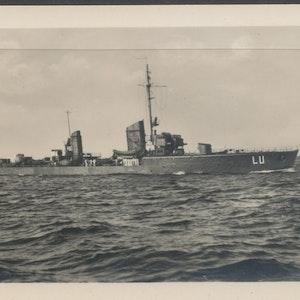 Torpedbåten Luchs