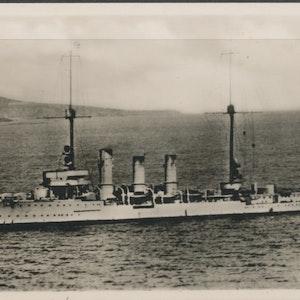 Krigsskeppet Karlsruhe II
