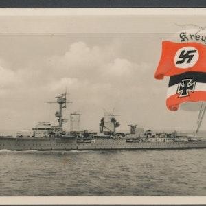 Krigsskeppet Köln