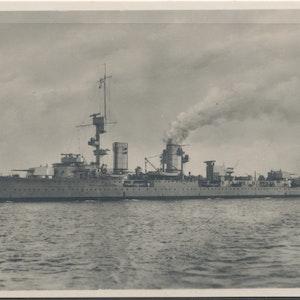Krigsskeppet Karlsruhe