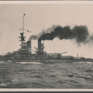 Krigsskeppet Baden