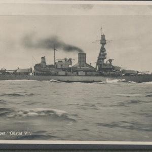 Pansarskeppet Gustav V