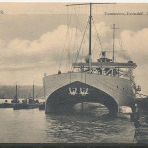 Svävaren Vulcan, Sassnitz