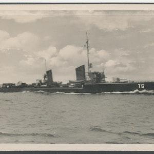 Torpedbåten Tiger