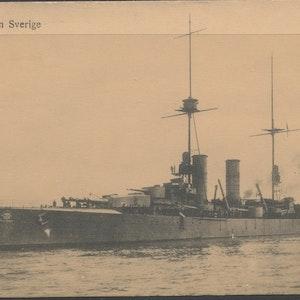 Pansarbåten Sverige