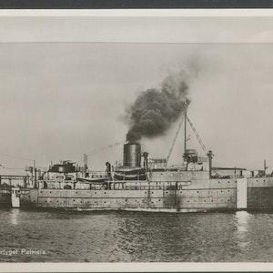Ubåtsmoderfartyget Patricia
