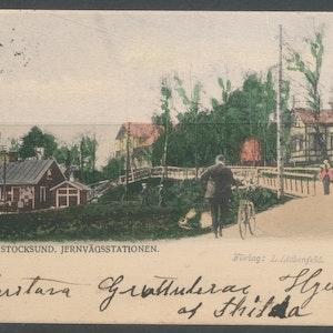 Stocksund järnvägsstation