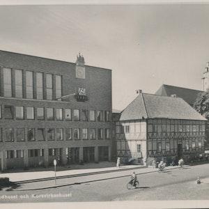 Rådhuset i Halmstad