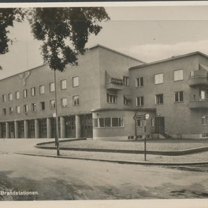 Norrköpings brandstation