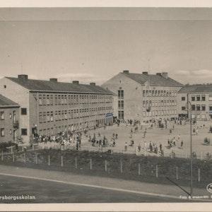 Ribersborgsskolan i Malmö