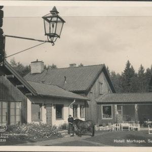 Sunnansjö, hotell Morhagen