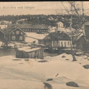 Blomsfors, Stångån