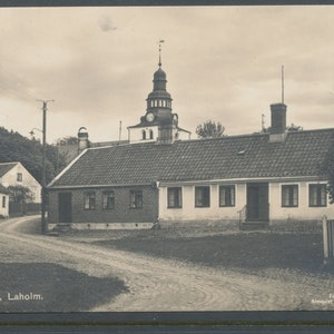Gamlebytorg i Laholm