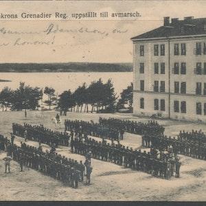 Karlskrona grenadier