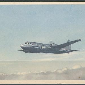 DC-6 SAS II