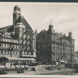 Malmö, hotell Savoy