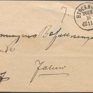 Stockholm 1874. Lyx