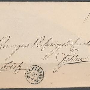Carlstad 1858