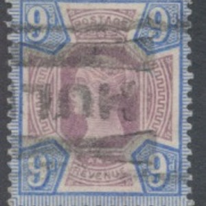 Great Britain Mi 95