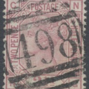 Great Britain Mi 47