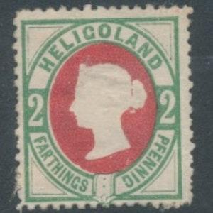 Helgoland Mi 12 x