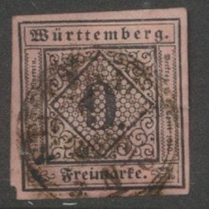 Wurttemberg Mi 4