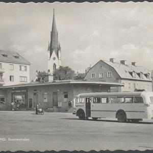 Busscentralen i Linköping