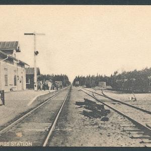 Bratteborgs station