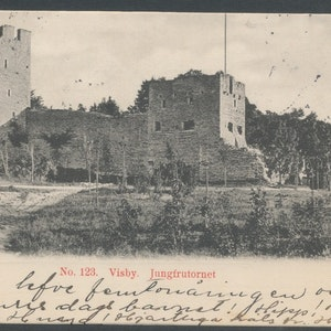 Jungfrutornet 1903