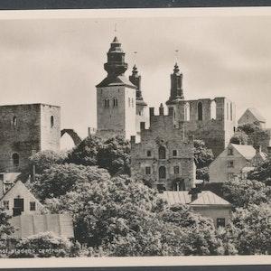Utsikt mot staden (Visby)