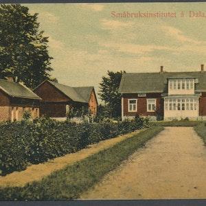 Dala Askeröd, småbruksinstitutet