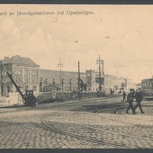 Malmö järnvägsstation
