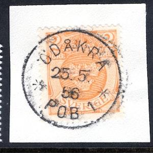 Ödåkra POB 1 25/5 1956