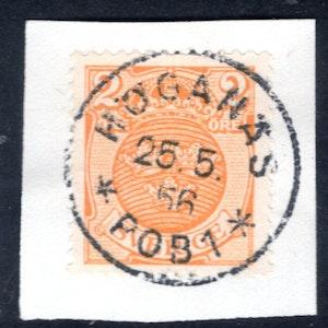 Höganäs POB 25/5 1956