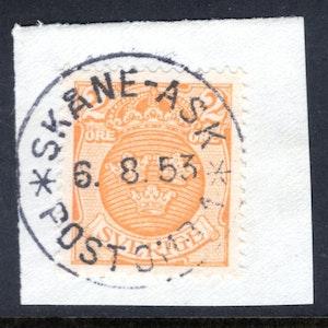 Skåne-Ask POB 1 6/8 1953