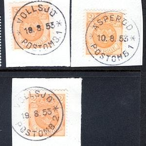 Vollsjö POB 1 + 2, 19/8 1953