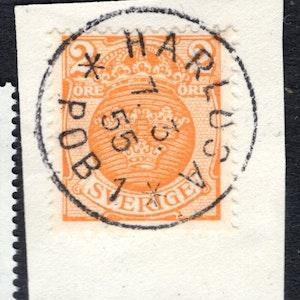 Harlösa POB 1, 7/3 1955