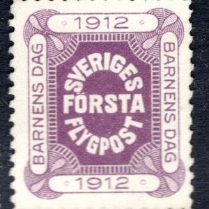 HF 1 x, Flygpost 1912