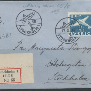 Vackert REK 1936 ILIS