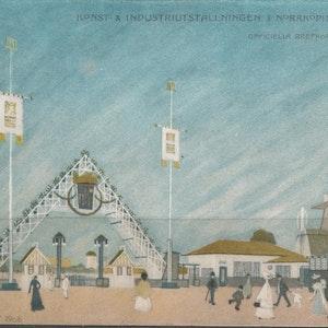 Konst och industriutställningen i Norrköping