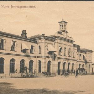 Norrköping jernvegsstation