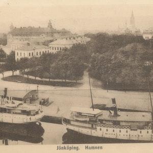 Hamnen i Jönköping