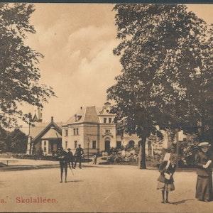 Skolallén Landskrona