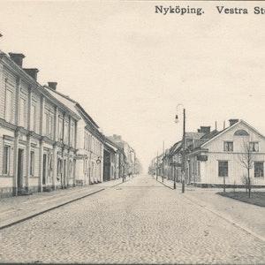 Västra storgatan Nyköping