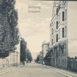 Kungsgatan Linköping