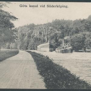 Göta Kanal Söderköping