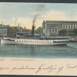 """Norrström med """"Express"""""""